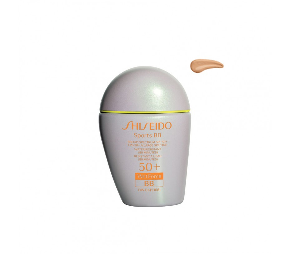 Shiseido Sun Sports BB Broad Spectrum SPF 50+ (Dark) 1fl.oz/30ml