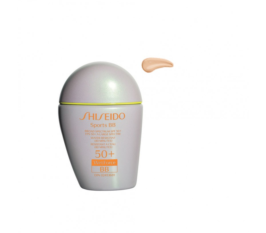 Shiseido Sun Sports BB Broad Spectrum SPF 50+ (Light) 1fl.oz/30ml
