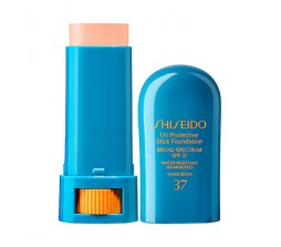 Shiseido Sun UV Protective Stick Foundation Broad Spectrum SPF 37 (Fair Ivory) 0.31oz/9g