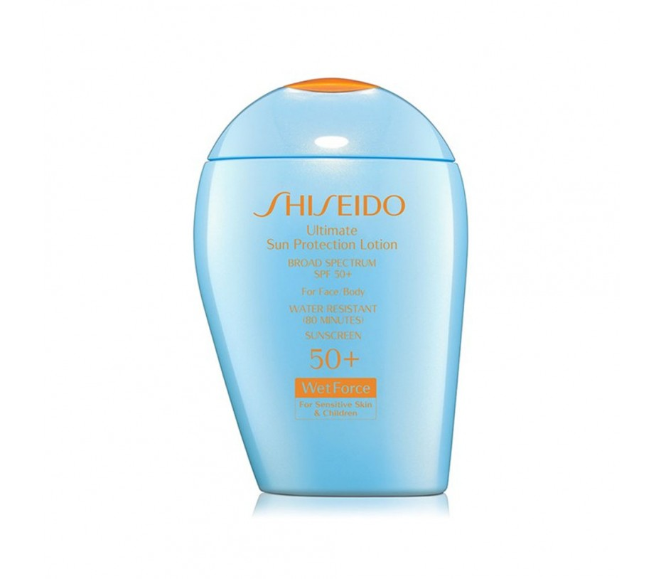 Shiseido Ultimate Sun Protection Lotion For Sensitive Skin SPF 50 3.3fl.oz/98ml