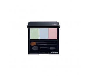 Shiseido The Makeup Luminizing Satin Eye Color Trio (BE213) 0.1oz/2.8g
