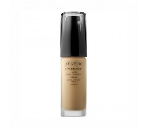 Shiseido The Makeup Synchro Skin Lasting Liquid Foundation (G4) 1oz/28g