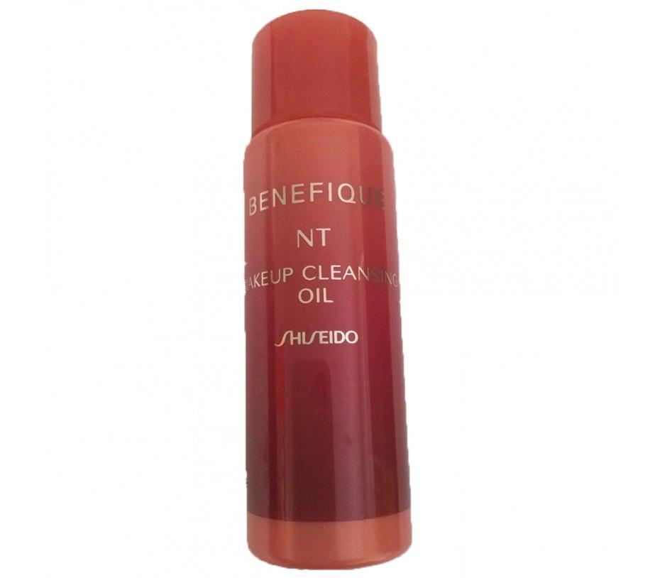Shiseido [Travel] Benefique NT Makeup Cleansing Oil  0.71fl.oz/21ml