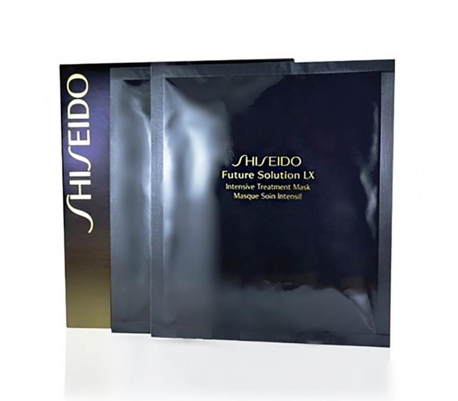 Shiseido [Travel] Future Solution LX Intensive Treatment Mask 2 Sets