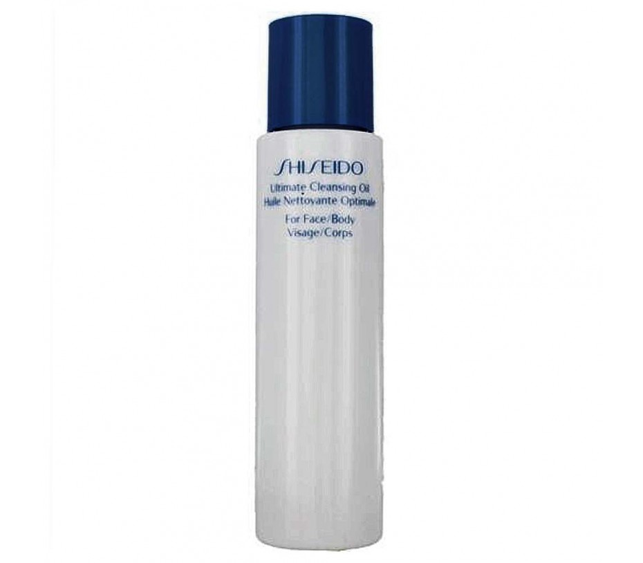 Shiseido [Travel] Ultimate Cleansing Oil for Face and Body  2.5fl.oz/75ml