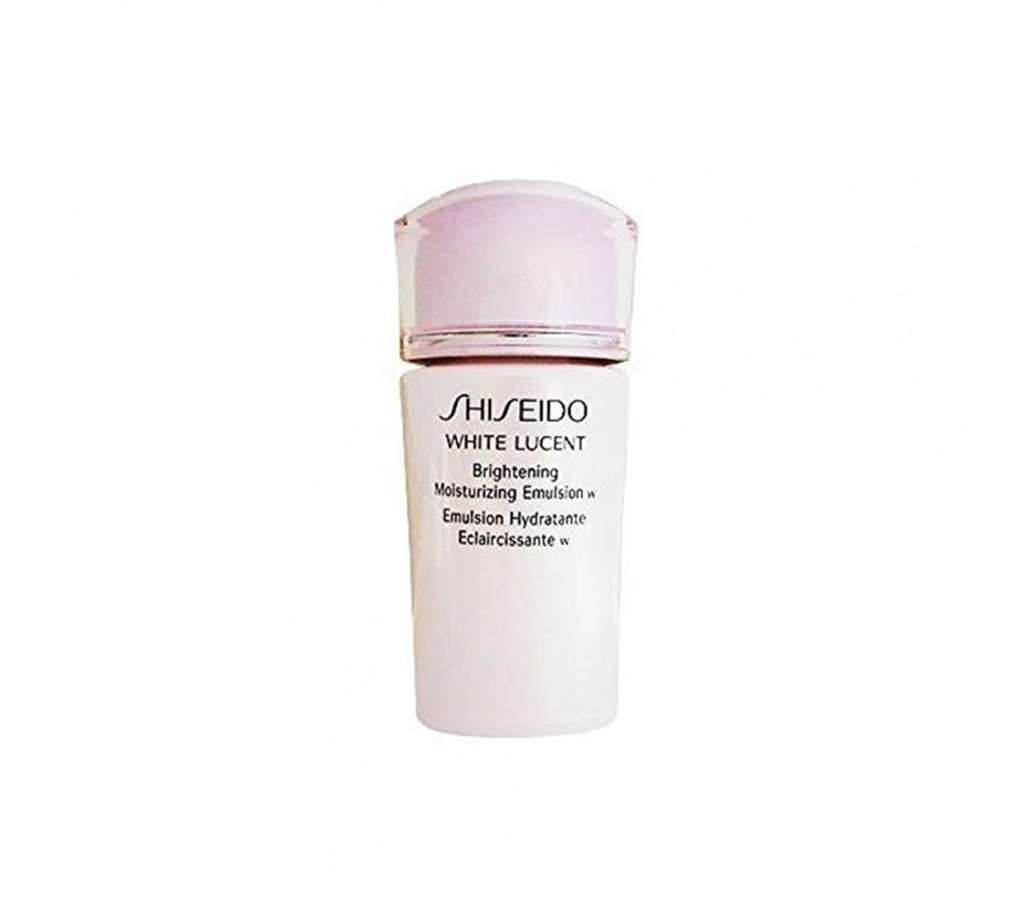 Shiseido [Travel] White Lucent Brightening Moisturizing Emulsion w 0.5fl.oz/15ml