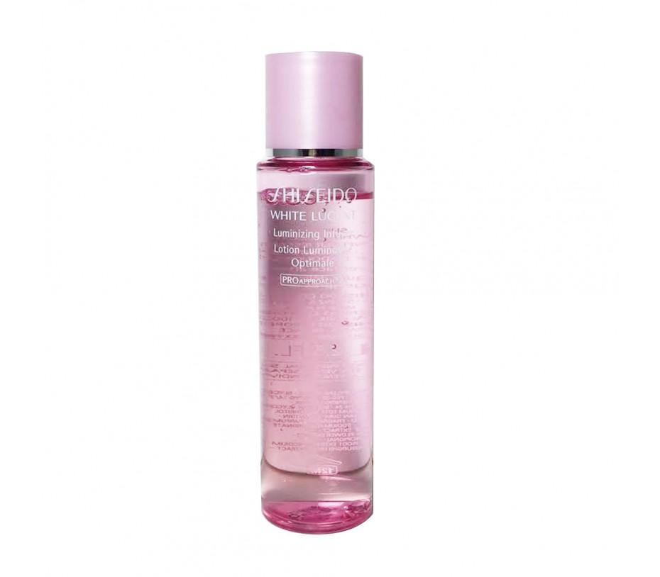 Shiseido [Travel] White Lucent Luminizing Infuser (Essence Lotion)  3.4/100ml