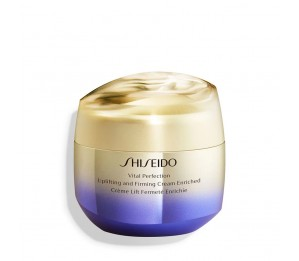 Shiseido Vital Perfection Uplifting and Firming Cream Enriched 2.6oz/75ml