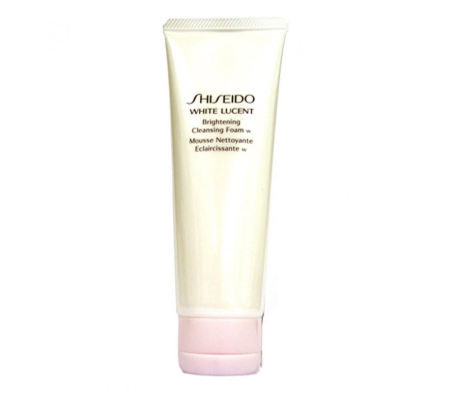 Shiseido White Lucent Brightening Cleansing Foam w 4.7oz/125ml