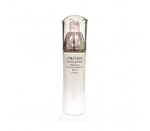 Shiseido White Lucent Brightening Protective Emulsion w SPF15 PA++ 2.5fl.oz/75ml