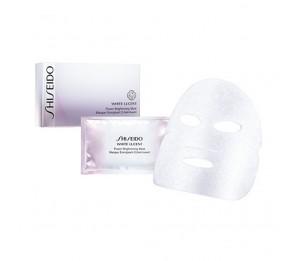 Shiseido White Lucent Power Brightening Mask 6 Sheets 0.91fl.oz/27ml