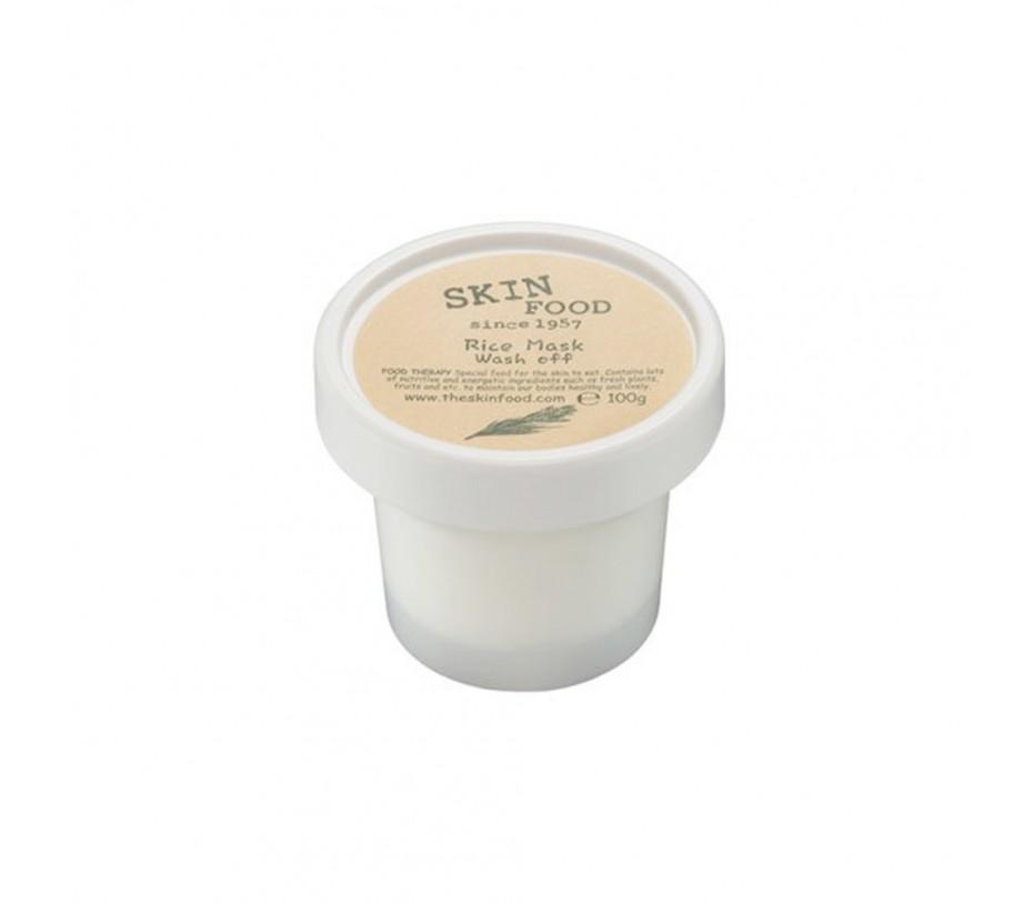 SkinFood Rice Mask Wash Off 3.52oz/100g