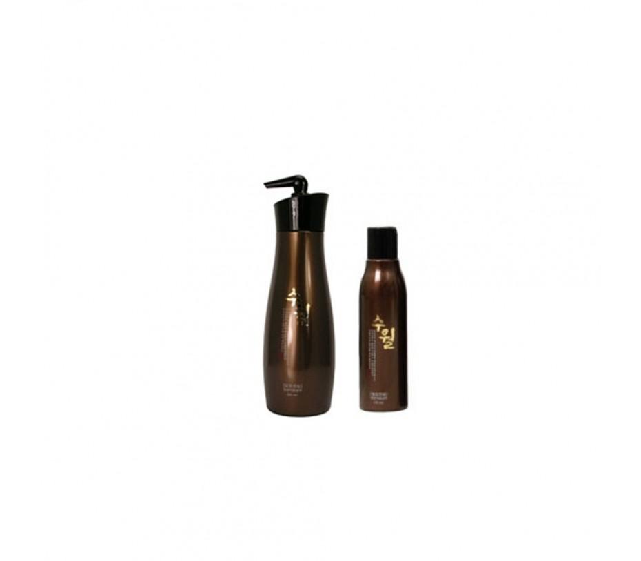 Su Wall Luxury Shampoo Set (150ml+550ml)