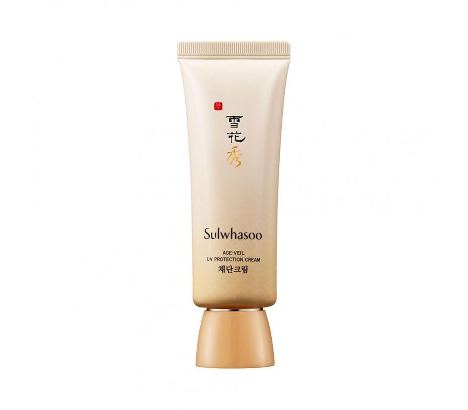 Sulwhasoo AGE-VEIL UV Protection Cream (ChaeDan) SPF 30+ PA++ 1.40oz/40g