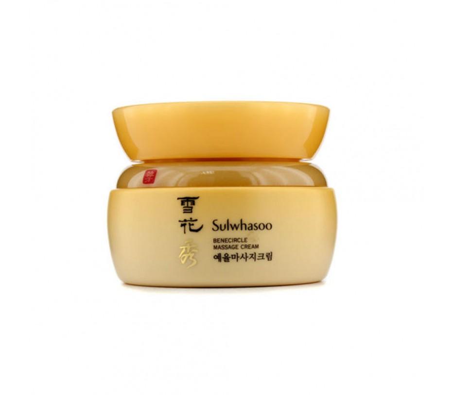 Sulwhasoo Benecircle Massage Cream 6.08oz/172g