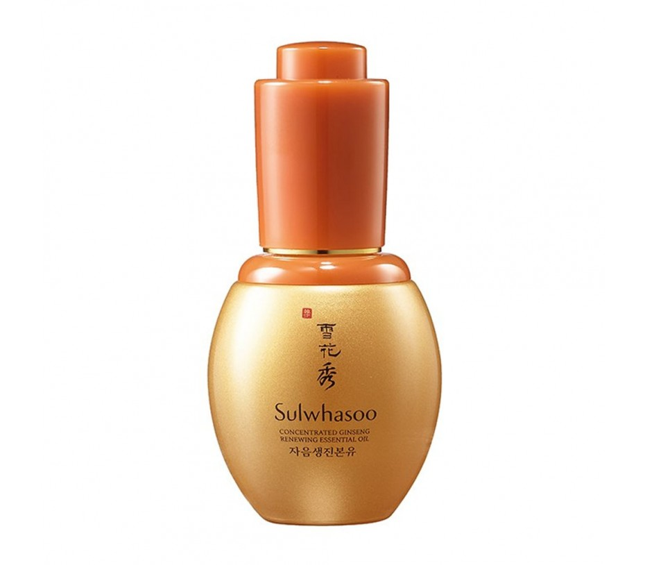 Sulwhasoo Concentrated Ginseng Renewing Essential Oil .67fl.oz/20ml