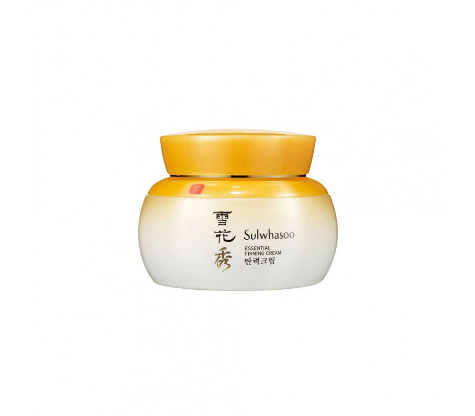 Sulwhasoo Essential Firming Cream (Tanruck Cream) 2.5fl.oz/74ml