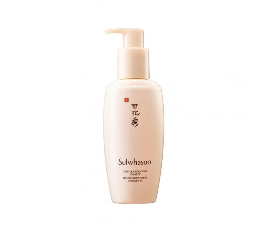 Sulwhasoo Gentle Liquid (Soonhang) Cleansing Foam 6.8fl.oz/201ml