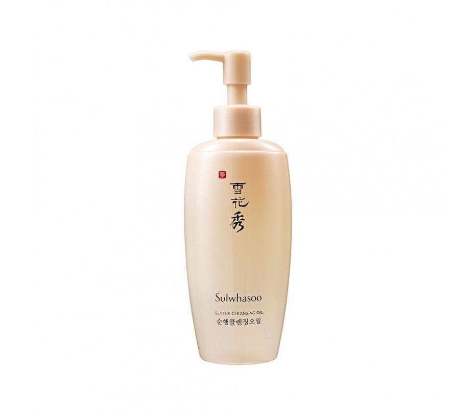 Sulwhasoo Gentle (Soonhang) Cleansing Oil 6.8fl.oz/201ml