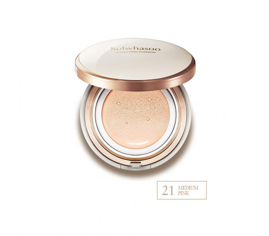 Sulwhasoo Perfecting Cushion (No.21) 1.05oz/30g