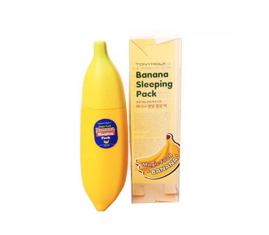 TONYMOLY Banana Sleeping Pack 2.88oz/82g