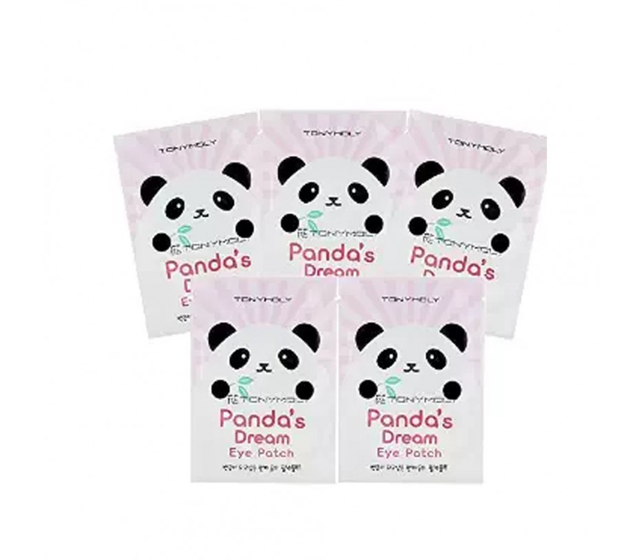TONYMOLY Panda's Dream Eye Patch (5 Pack)
