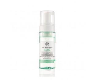 The Body Shop Aloe Calming Foaming Wash 5.0oz/142g