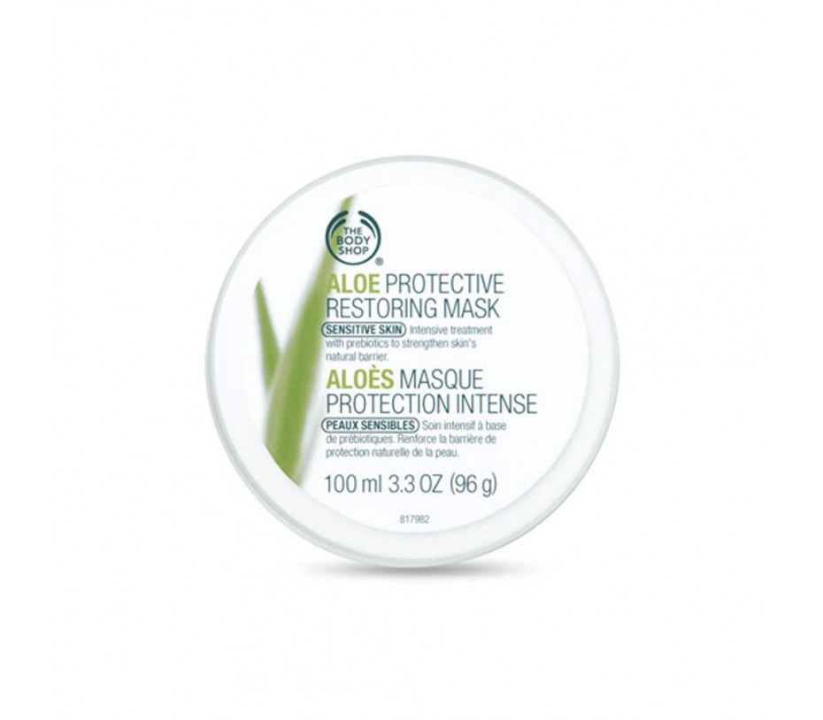 The Body Shop Aloe Protective Restoring Mask 3.3oz/93g