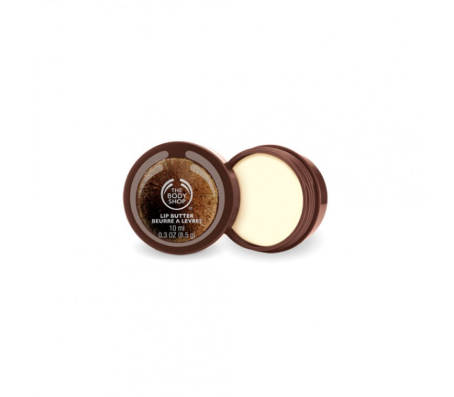 The Body Shop Coconut Lip Butter .3oz/8.5g