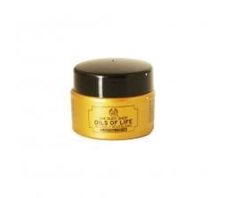 The Body Shop Oils of Life Intensely Revitalising Sleeping Cream .17oz/4.8g