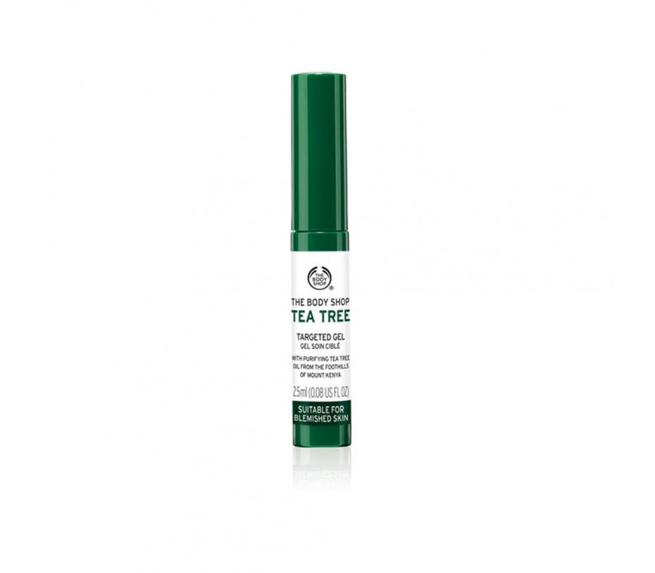 The Body Shop Tea Tree Blemish Gel 0.08fl.oz/2ml