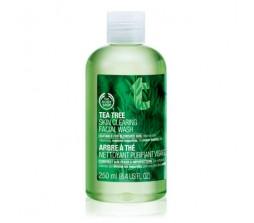 The Body Shop Tea Tree Skin Clearing Facial Wash 8.4fl.oz/250ml