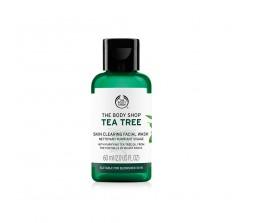 The Body Shop Tea Tree Skin Clearing Facial wash 2.0fl.oz/59ml