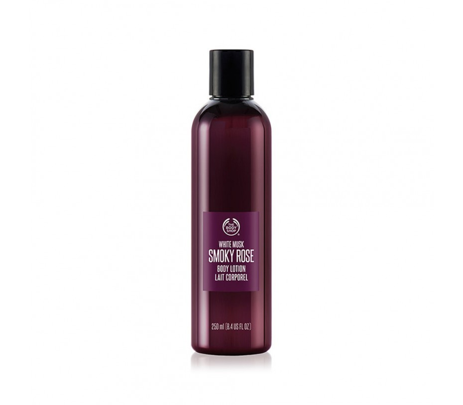 The Body Shop White Musk Smoky Rose Body Lotion 8.4fl.oz/250ml
